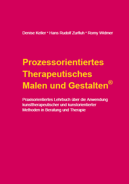 Lehrbuch Prozessorientiertes Therapeutisches Malen und Gestalten